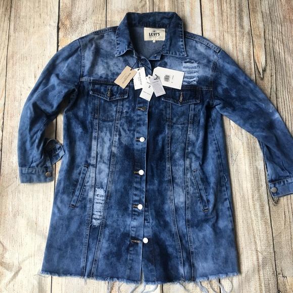 2c86956e01b Levis Made   Crafted Selvedge Denim jacket